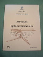 303 VICKERS MEDIUM MACHINE GUN