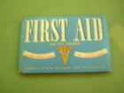 FIRTS AID FOR THE INJURED - FECHADO 1942