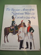 THE RUSIAN ARMY OF THE NAPOLEONICS WAR