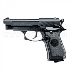 PISTOLA BERETTA M84 FULL METAL BLOWBACK FS Co2