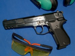 WALTHER CP88 Co2 FULL METAL, COMPETICIÓN